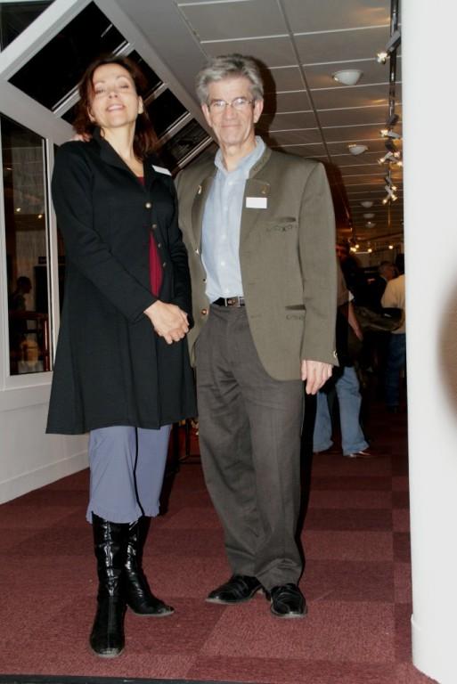 Marie Nouvel et Maurice Berthault