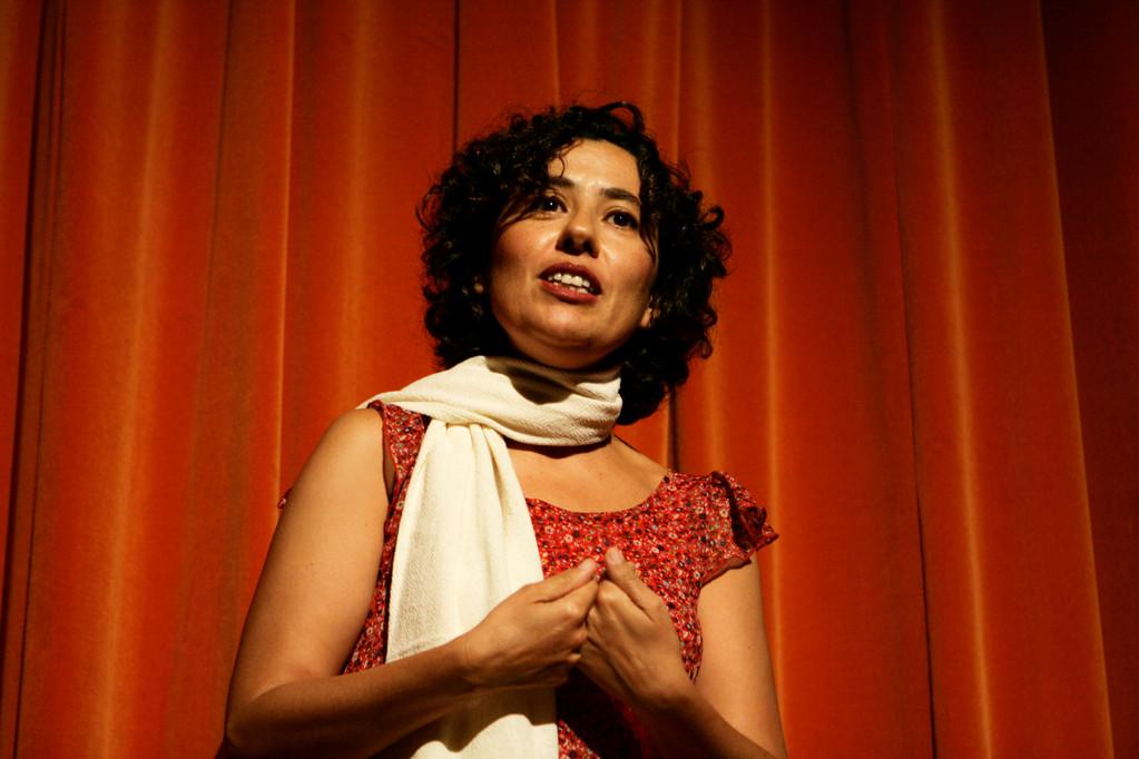 """Talleres de la Fundación Mercasevilla. Presentación """"Motín de Brujas"""" de Benet y Jornet. 2010"""