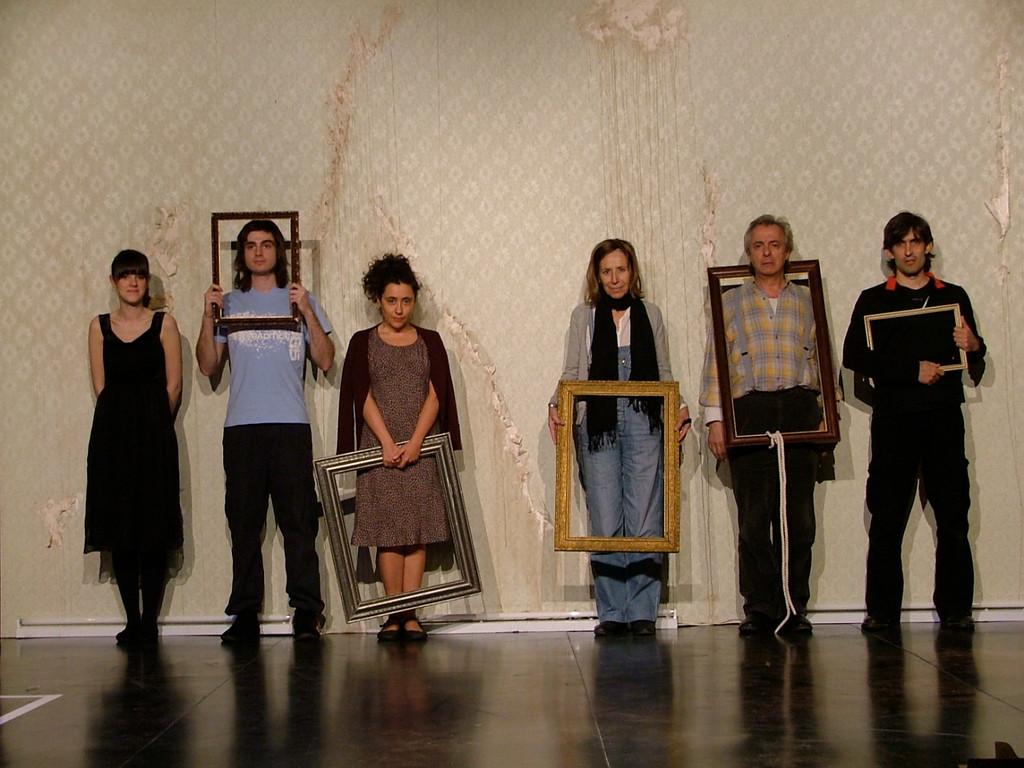 """""""Mi Alma en Otra Parte"""". Dirección: J. Manuel Mora. Meine Seele. 2008"""