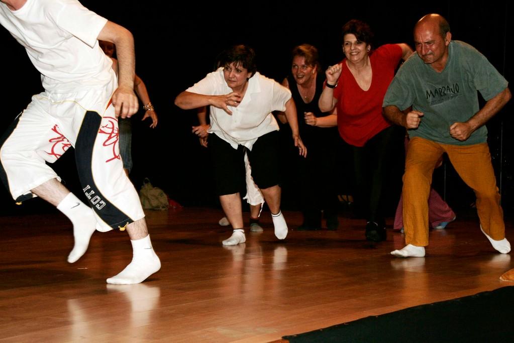 Talleres de la Fundación Mercasevilla. Improvisaciones. 2009