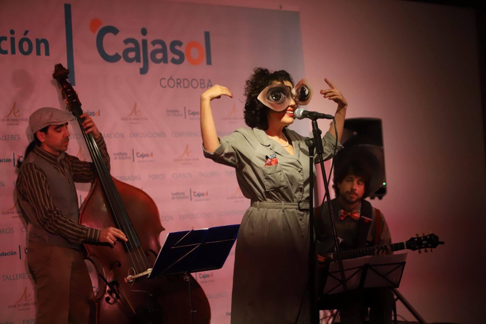 CICLO OTRAS MÚSICAS CAJASOL (Córdoba). Abril 2018.