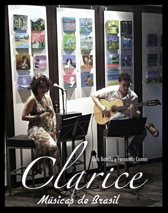 Proyecto Clarice. Café Quilla. Cádiz. 2011.