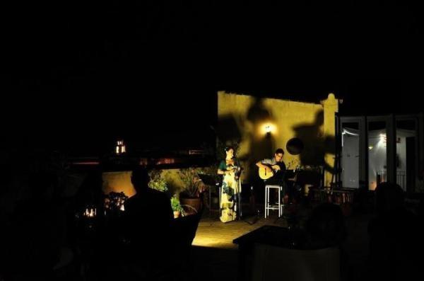 Proyecto Clarice. Hotel Chancillería. Jerez. 2012.