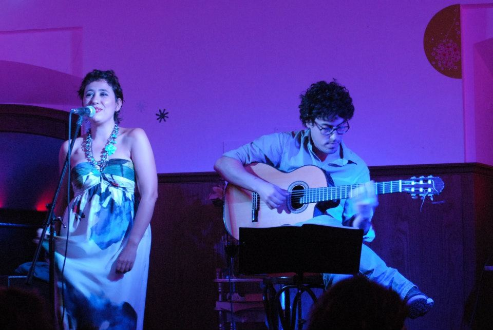 Proyecto Clarice. Pelícano Musicafé. 2013.