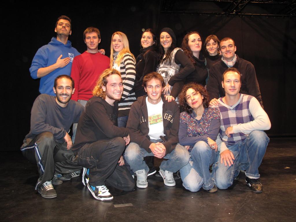 """""""El Actor Comprometido"""". Universidad de Sevilla. CICUS.2009"""