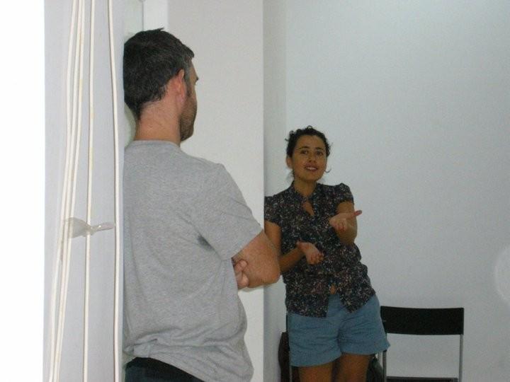 """Taller """"El Actor Comprometido"""". 2011"""