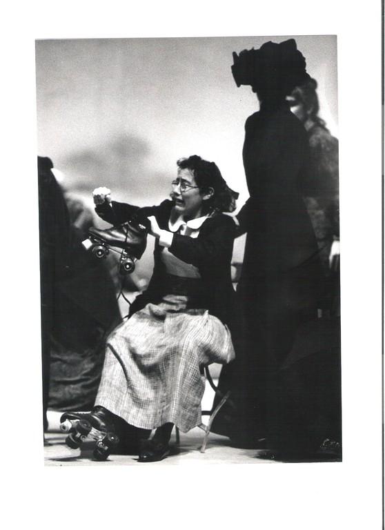 """""""Las de Caín"""". Dirección: Miguel Narros. C.A.T. 1990"""