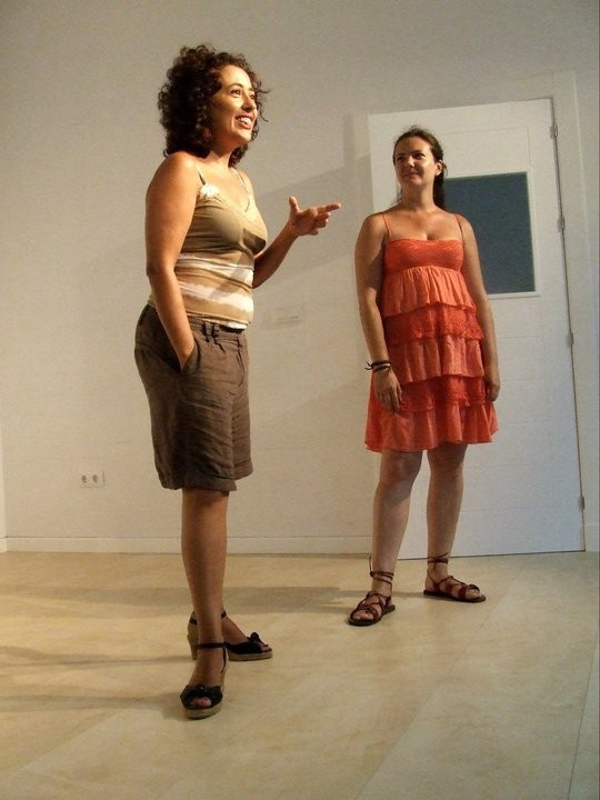 """Presentación Muestra Taller """"El Actor Comprometido"""". 2011"""