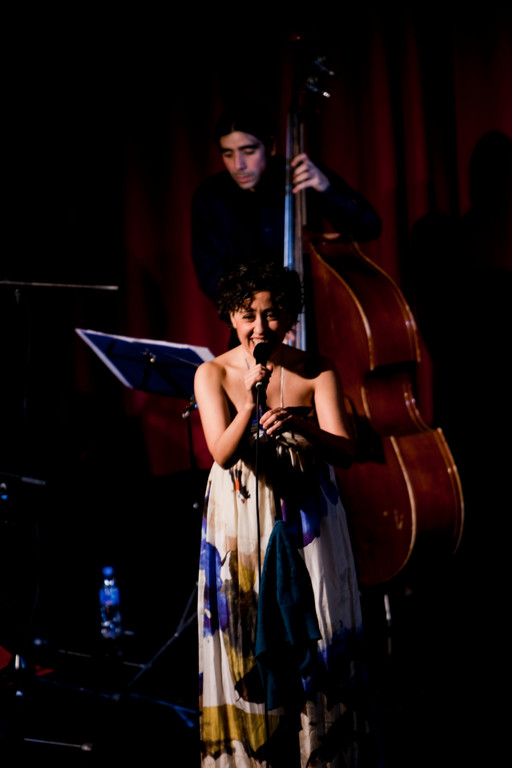 Cordelia. Cita con las Músicas. Sevilla 2009.