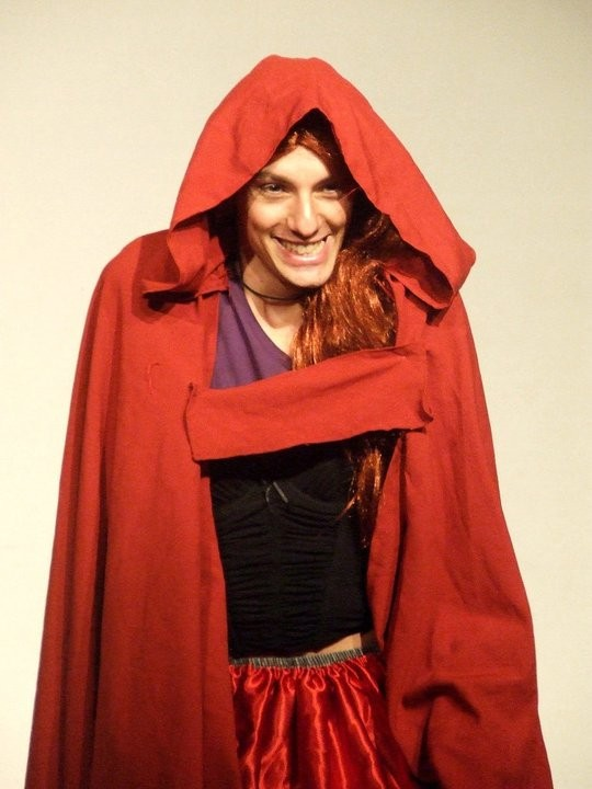 """Muestra Taller """"El Actor Comprometido"""". 2011"""