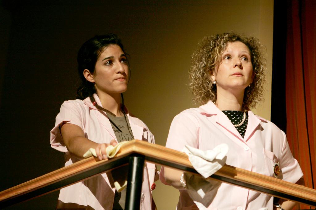 """Talleres de la Fundación Mercasevilla. """"Motín de Brujas"""" de Benet y Jornet. 2010"""