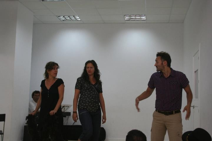 "Taller Teatro Musical ""Chicago. 2011"