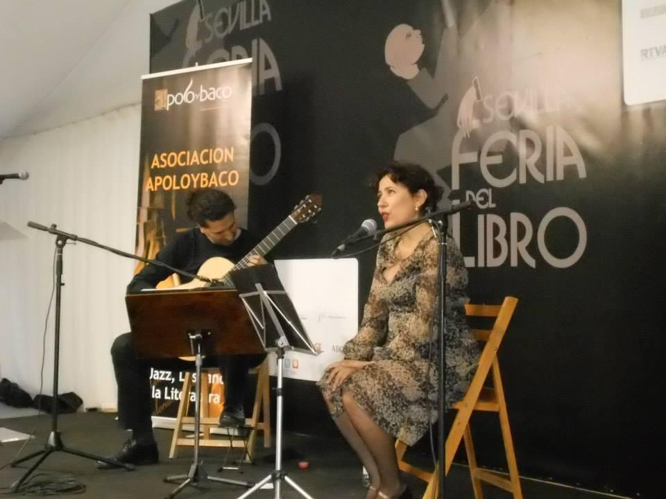 Feria del Libro de Sevilla. Mayo 2014