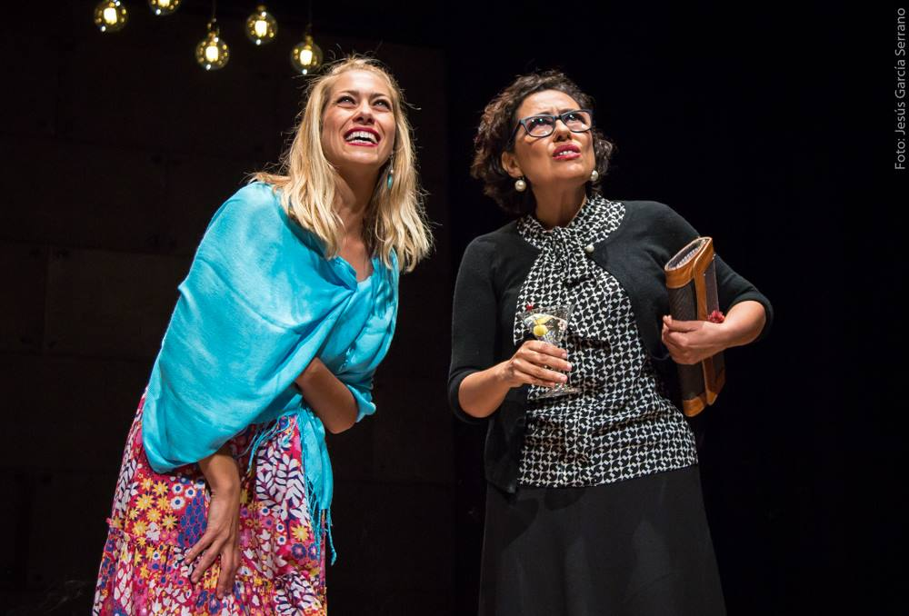 """""""Fuera de Órbita"""". La Jaula Teatro. 2016"""