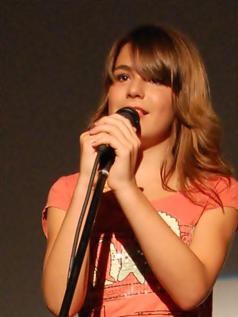 Muestra Fin de Curso 2010-2011. Canto.