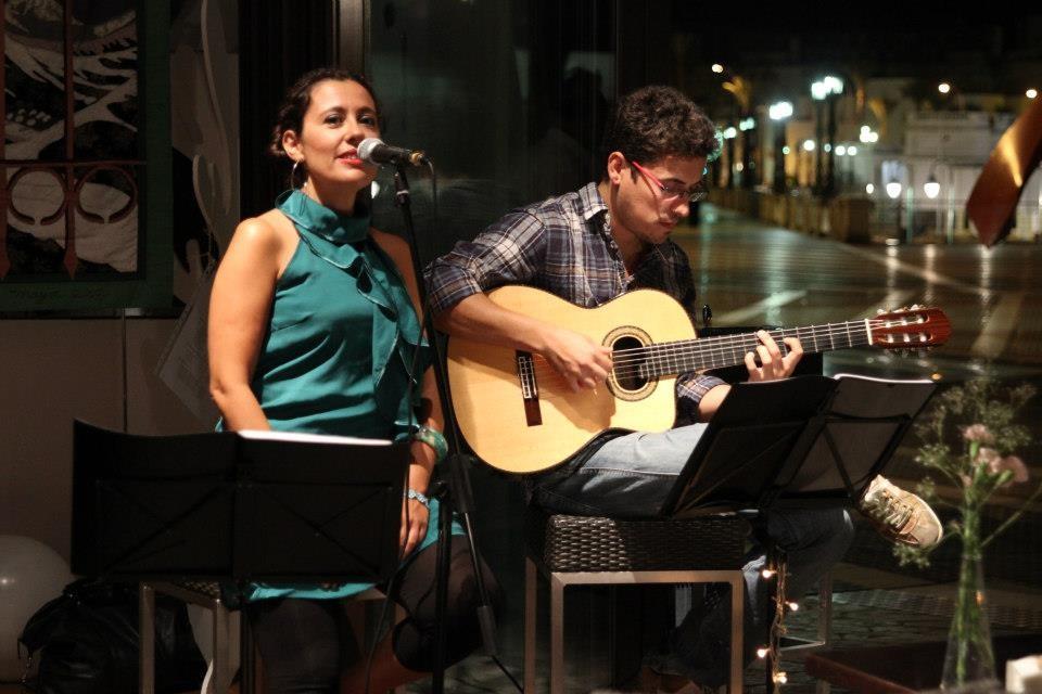 Proyecto Clarice. Café Quilla. Cádiz. 2012.