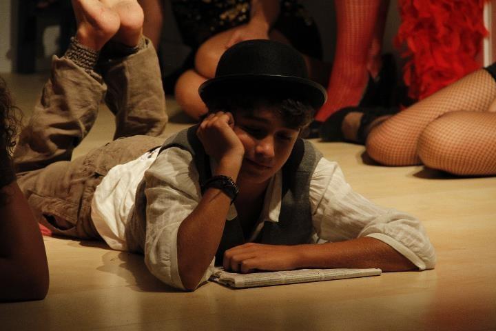 "Muestra Taller Teatro Musical ""Chicago. 2011"
