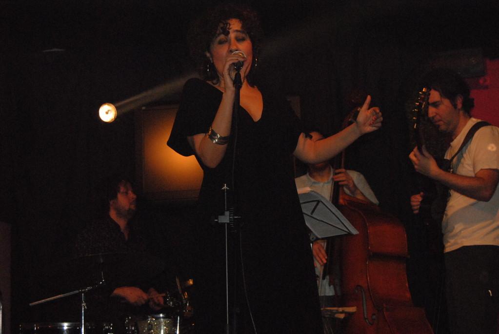 Cordelia. Sala Leswing. Madrid. 2010.