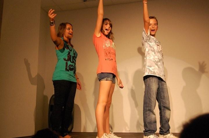 Muestra Fin de Curso 2010-2011. Taetro Musical..