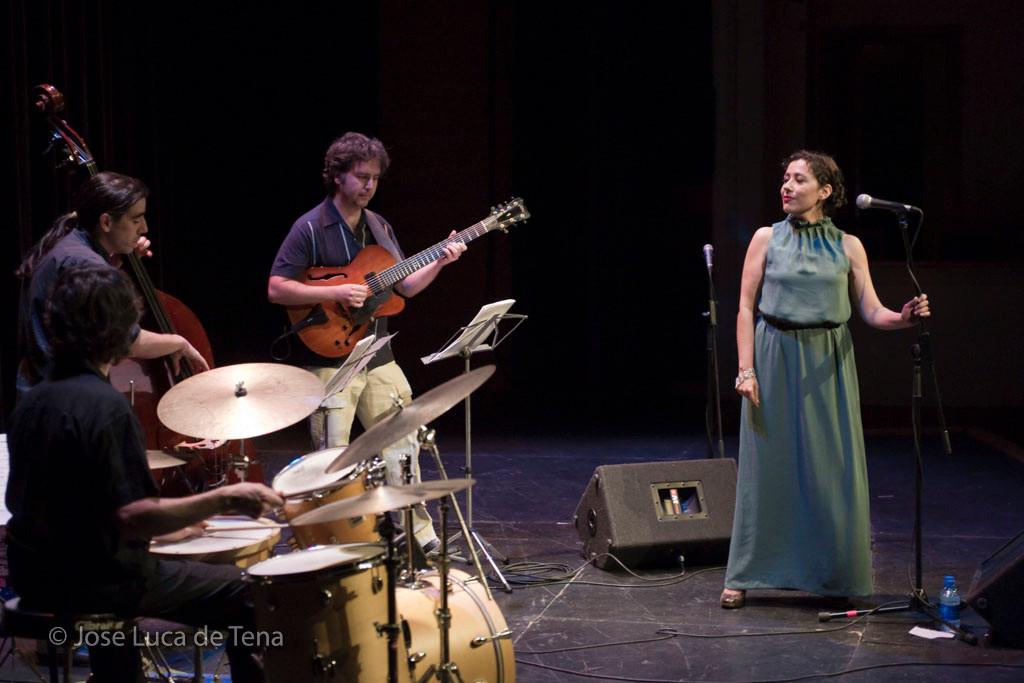 Cordelia. Presentación del CD Solitude. Sevilla. 2011