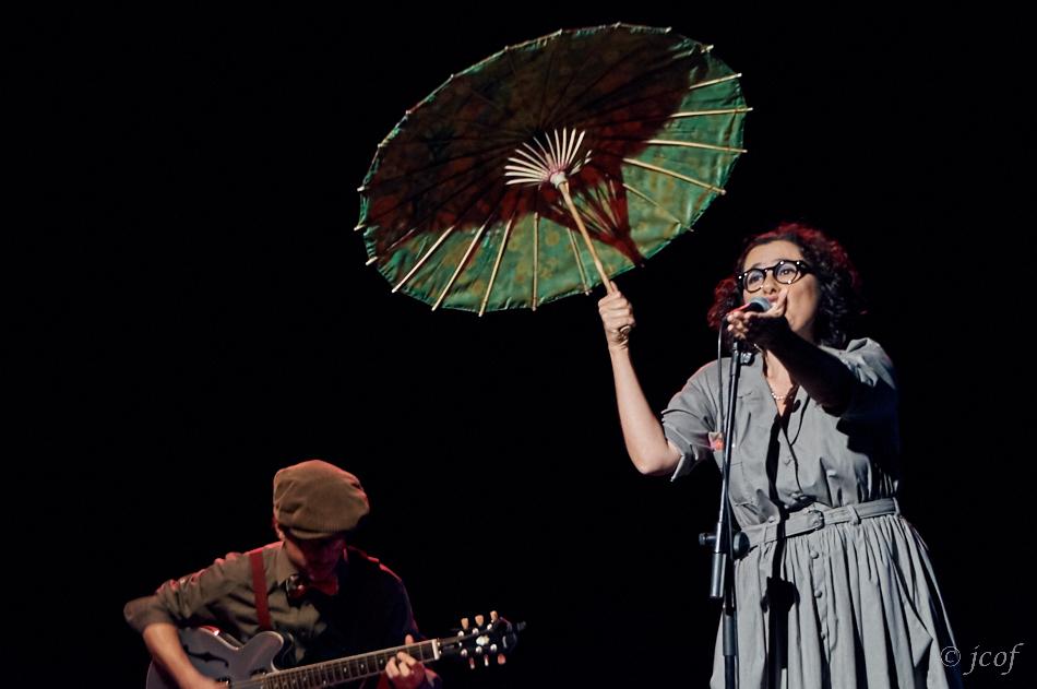 """""""Un Paraguas Japonés"""". Cordelia. 2016"""