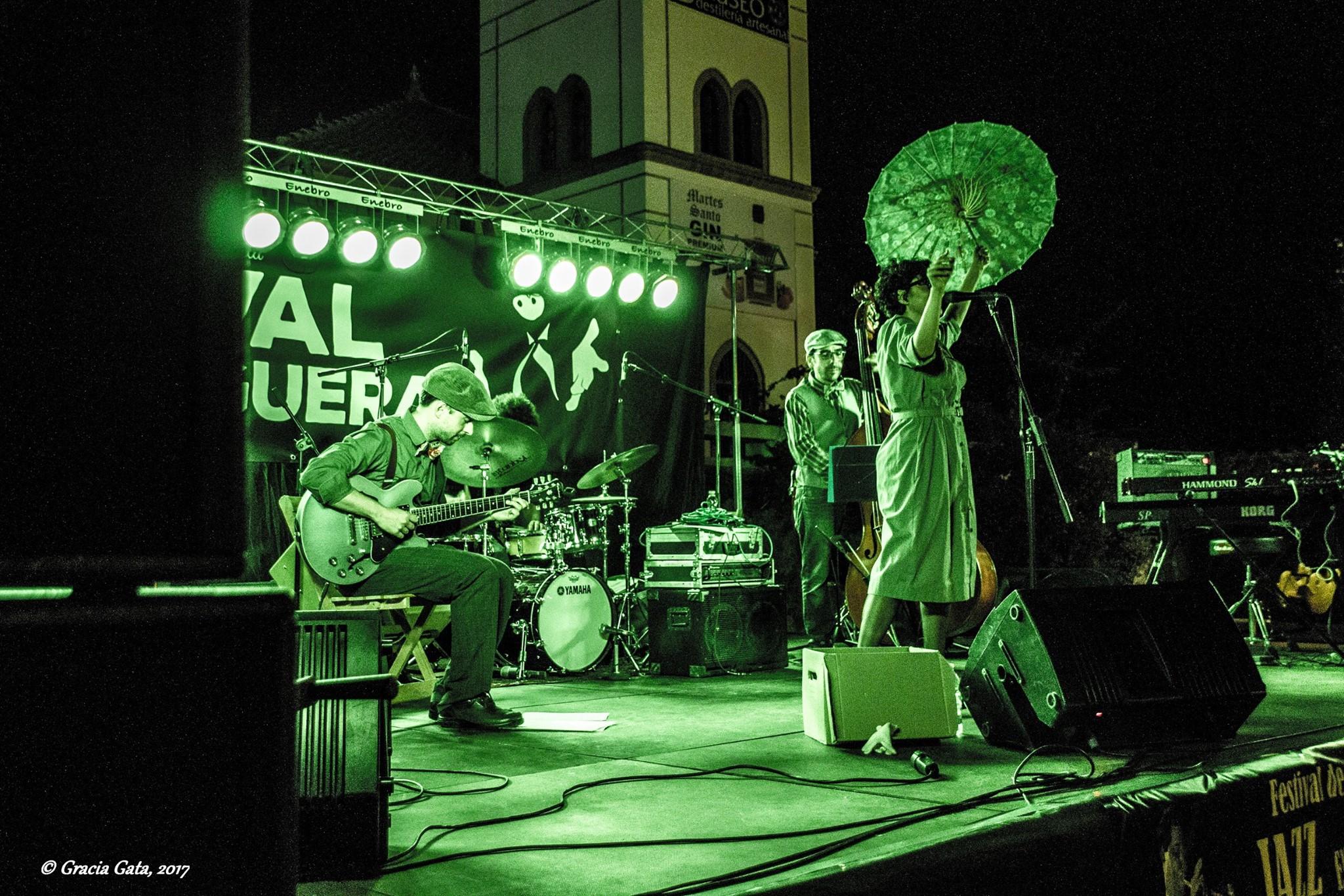 FESTIVAL JAZZ HIGUERA (Higuera de la Sierra). Agosto 2017. Foto: Gracia Gata.