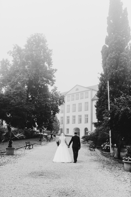 Trauung im Kloster Scheyern