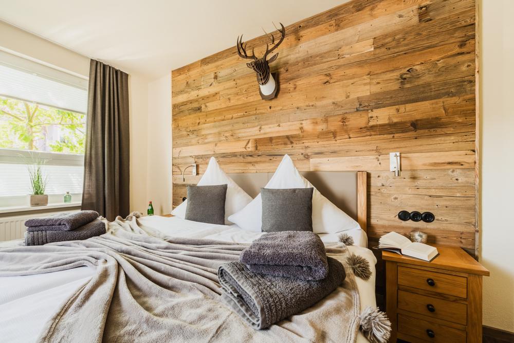Ferienwohnung Schlafzimmer 2