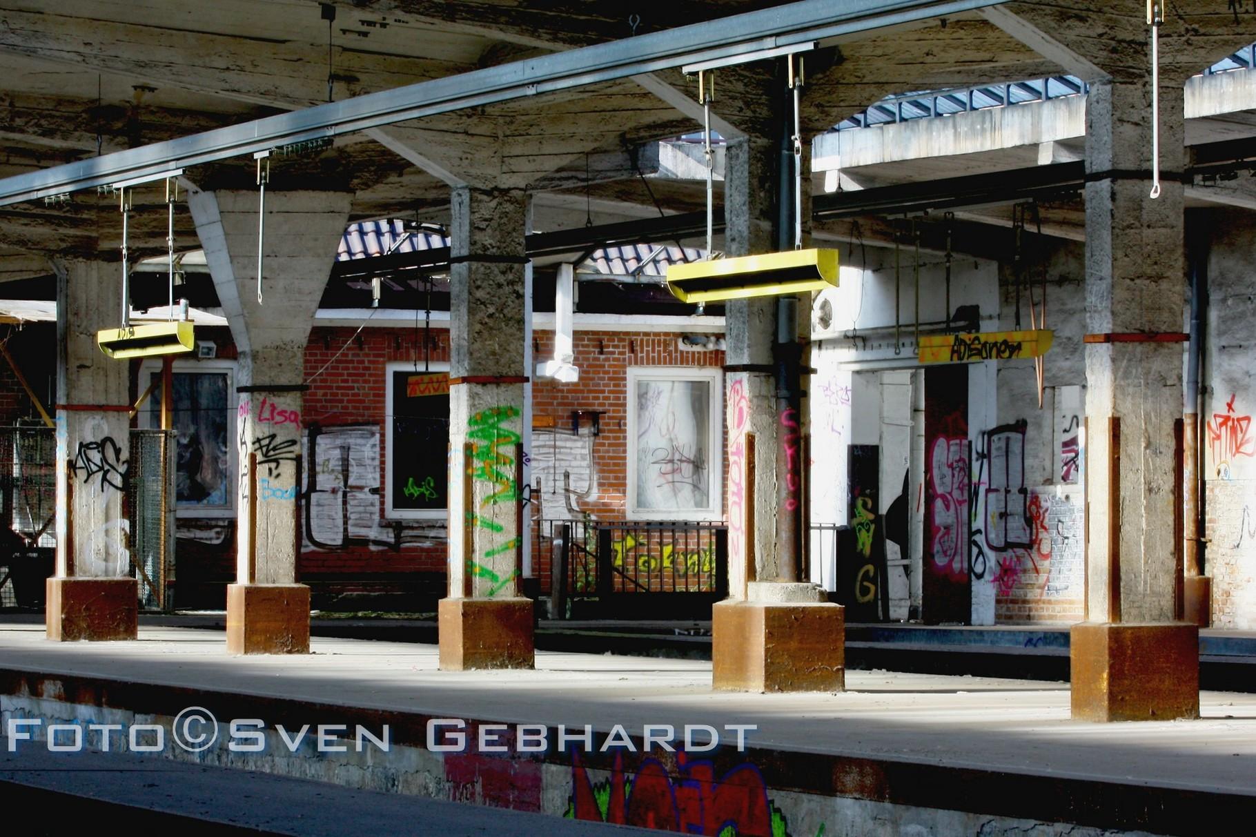 Alter Güterbahnhof- Osnabrück