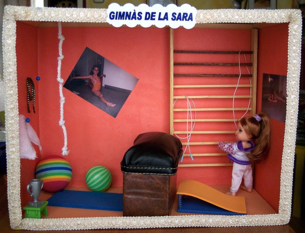 EL GIMNASIO DE SARA