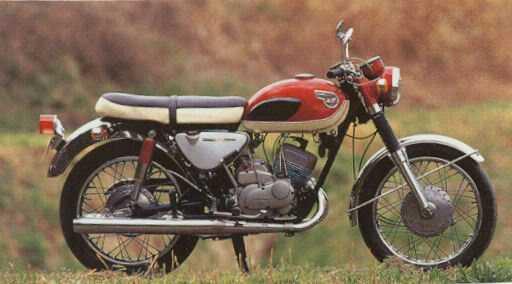 Kawasaki Samurai 1966