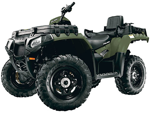 Polaris ATVs service repair manuals PDF