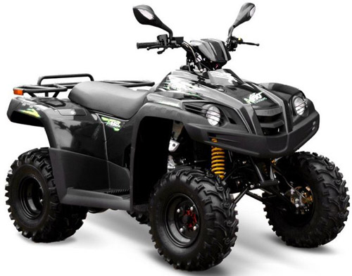 Masai ATV A450 Quad Service & Repair Manual