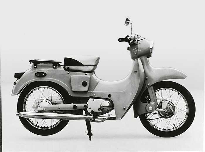 Bikescooter KV-2