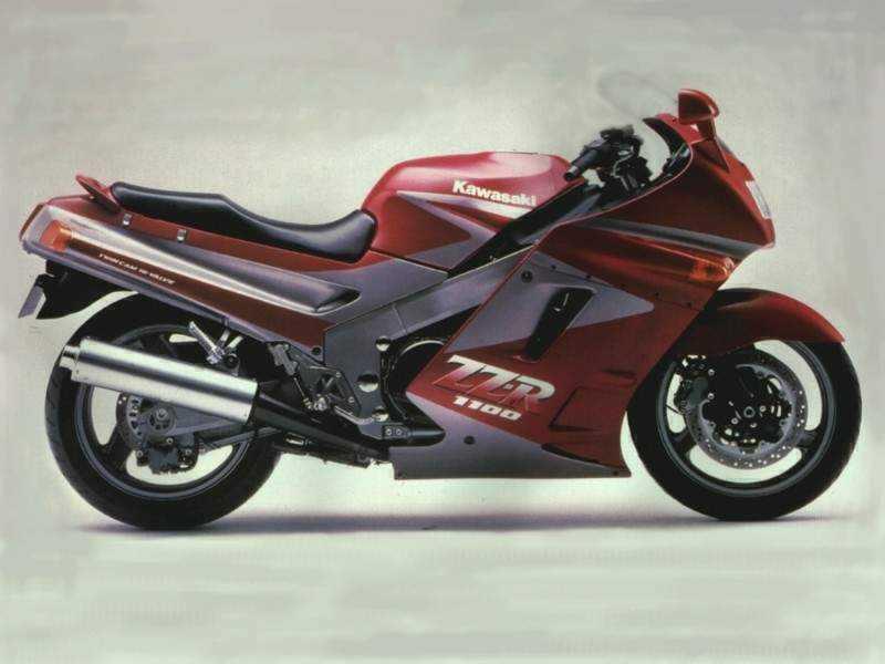 Kawasaki ZZR1100 1992