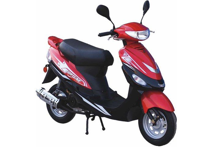 Baotian scooters service owner's manual PDF