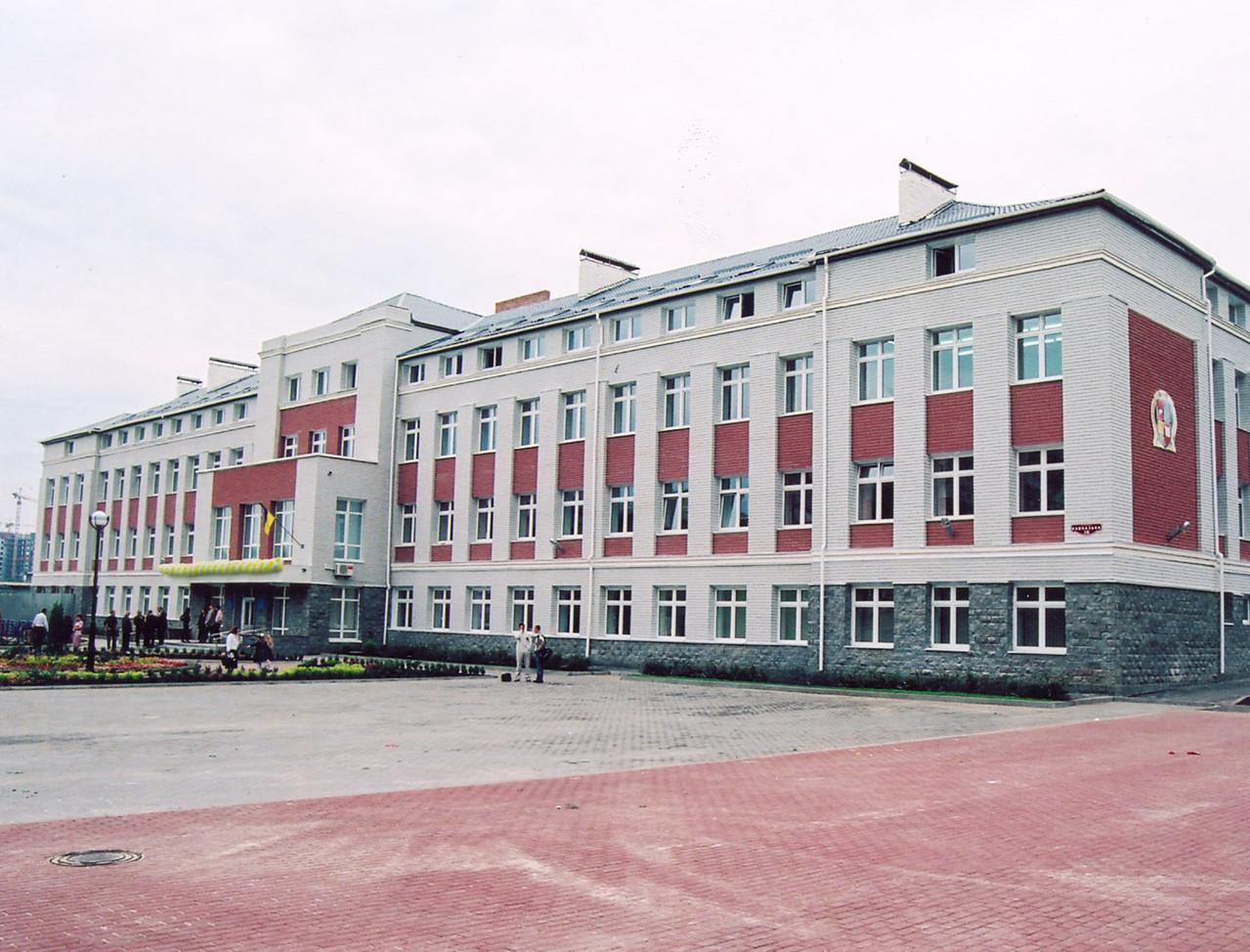 Середня школа по вул. Кавказька в м. Київ (нове будівництво)