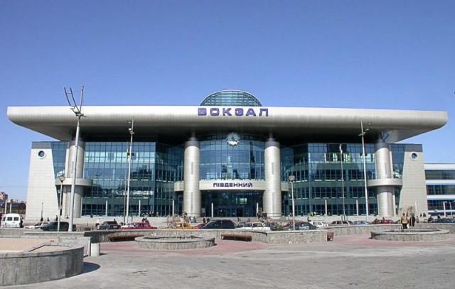 Південний зілізничний вокзал м.Київ