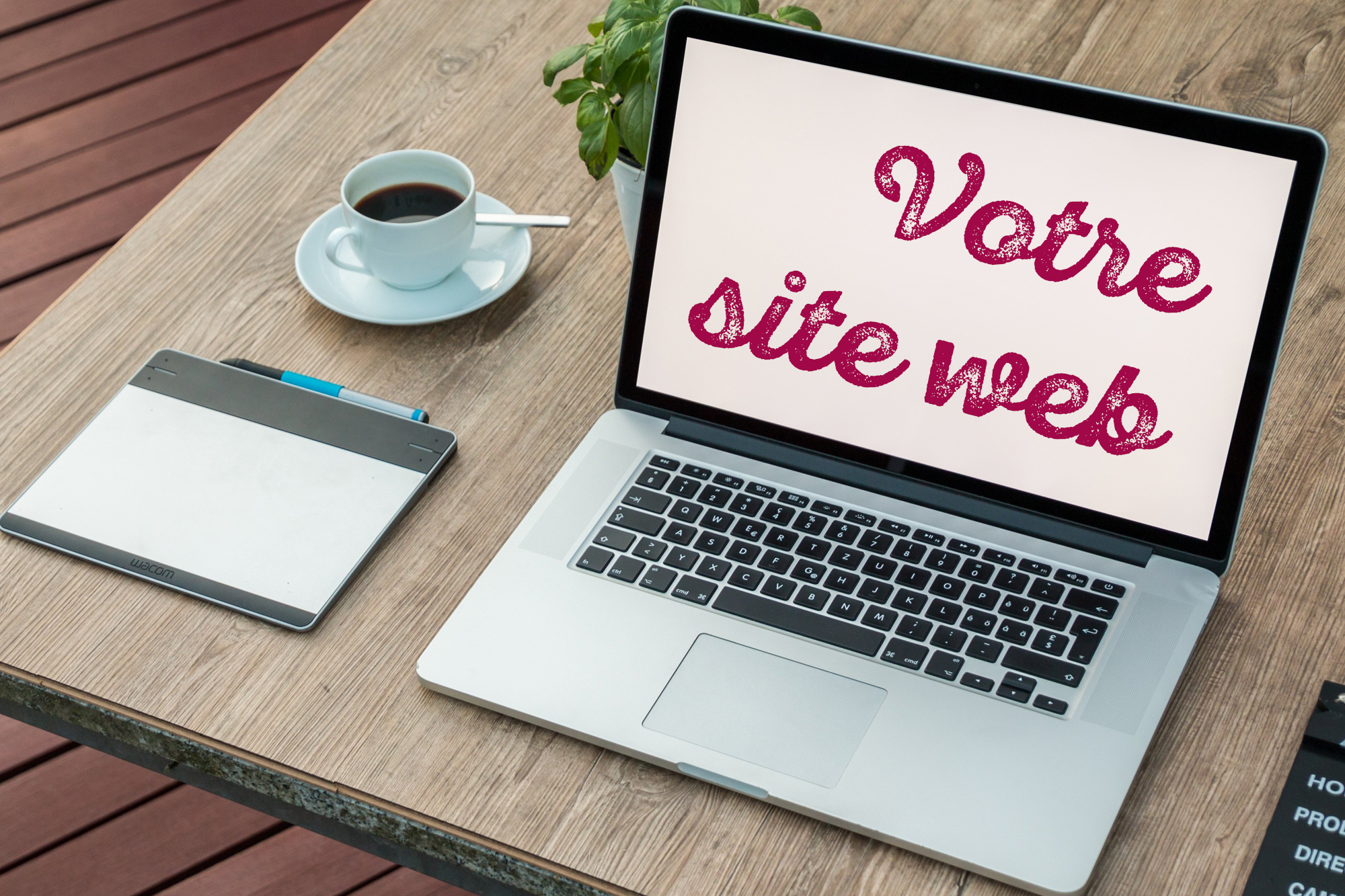 Dans le1000 Communication - création de sites web responsive design