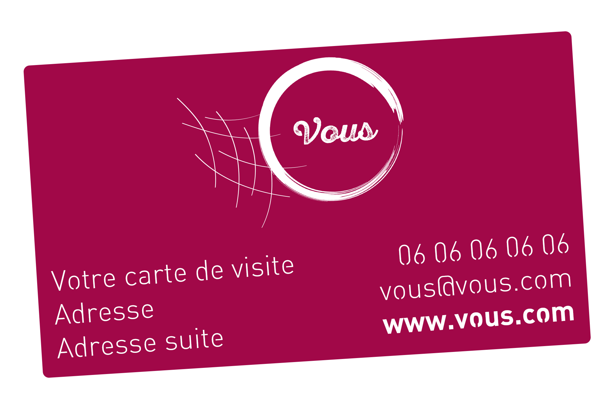 Dans le1000 Communication - pour impression cartes de visites - cartes de voeux - vitrines - voitures - cartes anniversaire - invitations