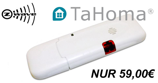Somfy TaHoma jetzt auch mit Z-Wave! Machen Sie Ihre Somfy TaHoma Box fit für die Zukunft mit dem Z-Wave Smart Home Stick für nur 59,- inkl. MwSt.! Exklusiv bei Smart Home Hannover!