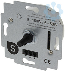 Universal LED Dimmer Single