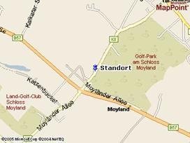 Weiterleitung zu google.maps einfach auf die Karte klicken!