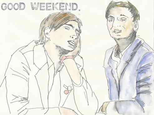 Good Weekend, 2007