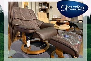 ストレスレス エコーネス リクライニング チェア 東京デザインセンター 栃木県家具 鹿沼市 東京インテリア ショールーム