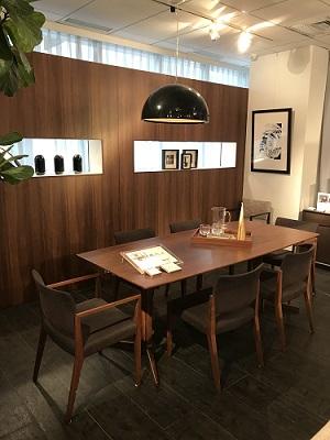 日本フクラ 大崎ショールーム 家具 展示 栃木県