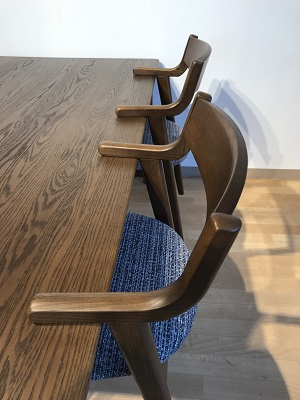 ダイニングテーブル チェア 椅子 フレーバー イバタインテリア 東京インテリア 東京デザインセンター 家具 インテリア 栃木県 鹿沼市