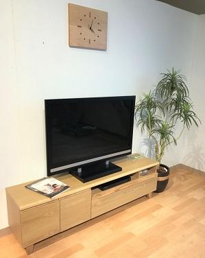 ナカジマ テレビボード テレビ台 木目 CROSS クロス