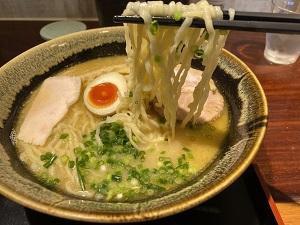 鹿沼 栃木 ラーメン ランチ 麺'sたぐち 鶏白湯 鳥白湯