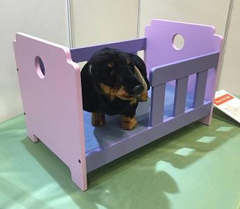 東京ビッグサイト JAPANTEX2018 展示会 国際見本市 ペット 家具